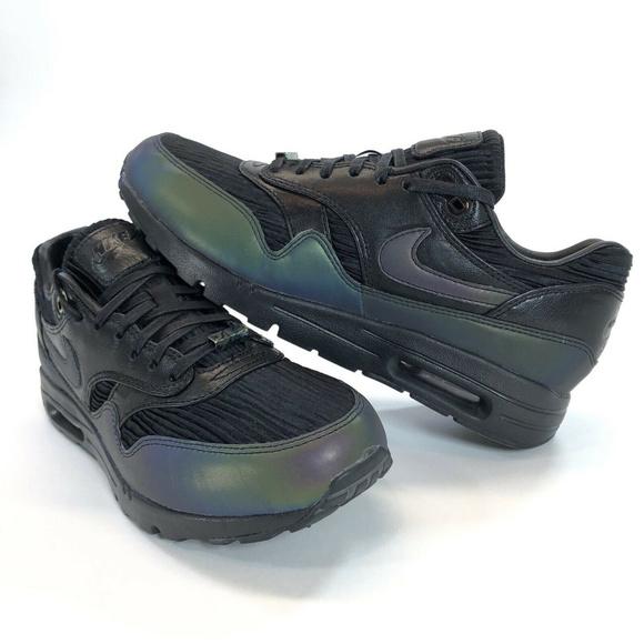 Womens Nike Air Max 1 Ultra Sw Serena Williams Qs Black